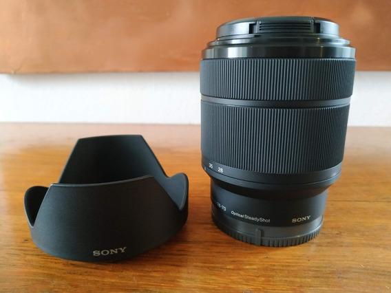 Lente Sony 28-70mm F3.5-5.6 Fe Oss Fullframe A7iii A7r