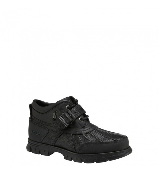 Polo Dover Ill Blk/blk Pitstop/timber