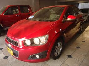 Chevrolet Sonic Lt Mt 1600