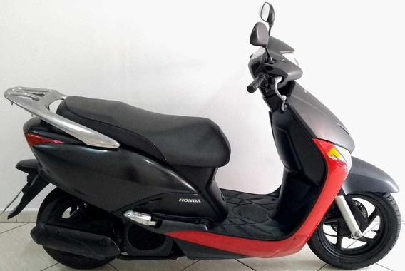Honda Lead 110 2012 Preta