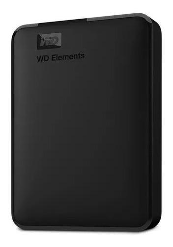 Disco Externo 2 Tb Usb 3.0 Wd Element Portatil