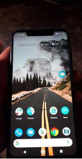 Motorola One 64gb Preto (leia A Descrição)