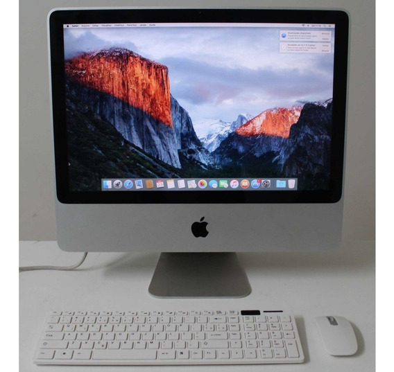 iMac Mb417ll/a 20 Intel Core 2 Duo 2.66ghz 4gb Hd-320gb