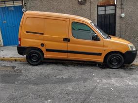 Peugeot Partner 1.6 Furgón Mt 2007