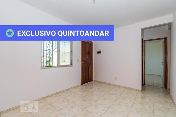 Apartamento No 1º Andar Com 2 Dormitórios E 1 Garagem - Id: 892949637 - 249637