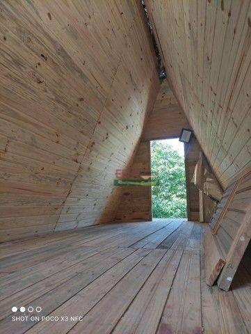Chácara Com 1 Dormitório À Venda, 250 M² Por R$ 150.000 - Serrote - Salesópolis/sp - Ch0724