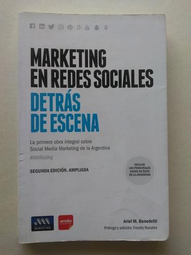 Marketing En Redes Sociales Detras De Escena Mercado Libre