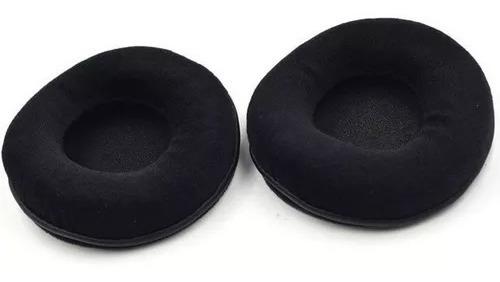 Ear Pads Almofadas Espumas Veludo Superlux Hd681 Akg K240