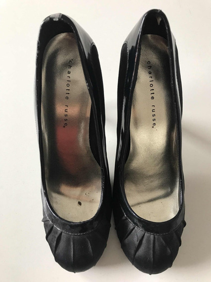 Zapato Fiesta Mujer Charloteo Russo 36.5