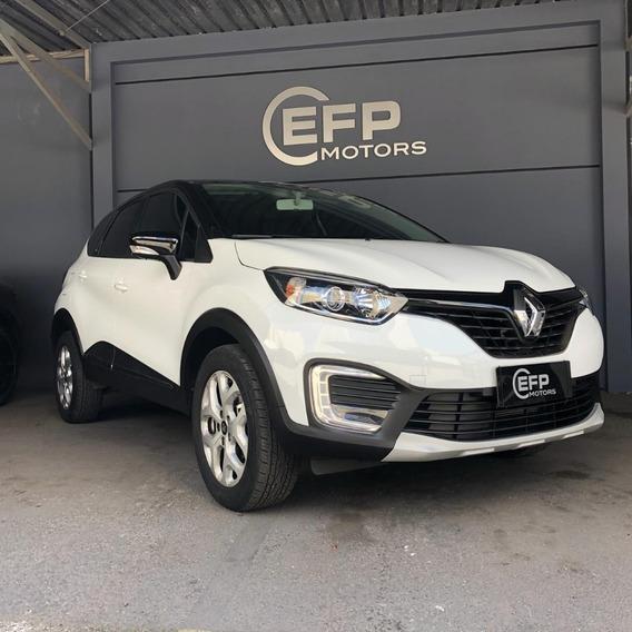 Renault Captur 1.6 16v Sce Flex 2019 Zen Manual Novissima