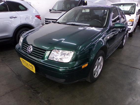 Volkswagen Bora 2.0 8v Gasolina 4p Automatico