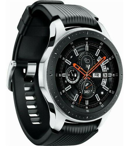 Samsung Galaxy Watch 46mm, 4g, Sm-r805u, Desbloqueado