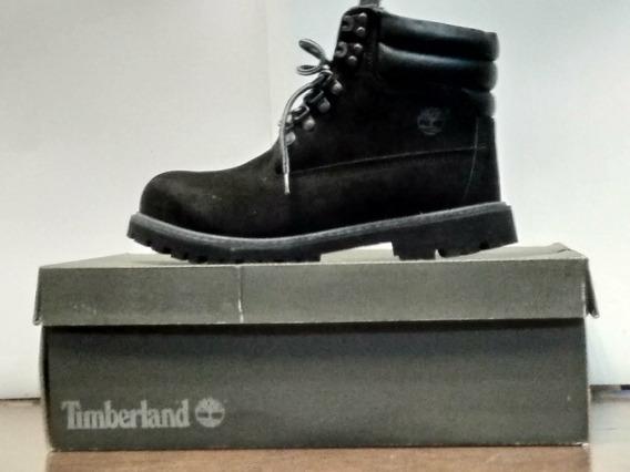 Borcegos Timberland Brooklyn Boot Negro Hombre