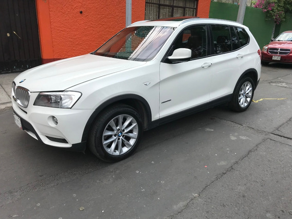 Bmw X3 3.5 Biturbo Full Equipo 2014 (impecable)