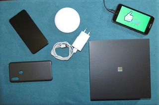 Celular Xiaomi Mi Mix 3 Negro 128 Gb Descuento Efectivo