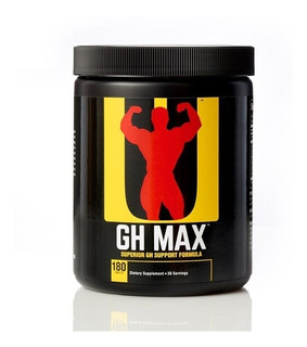Gh Max Universal Nutrition - 180 Tabletes Importado Eua