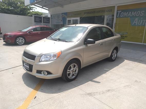 Chevrolet Aveo 4 Ptas Ltz Aut. 2016