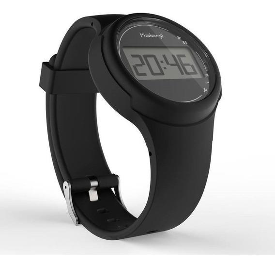 Reloj Deportivo Con Cronómetro Mujer S Negro 8332130 2