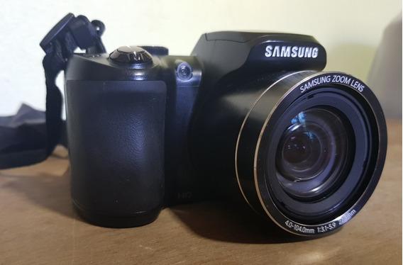 Câmera Digital Samsung Semi-profissional Wb100 16.2mp