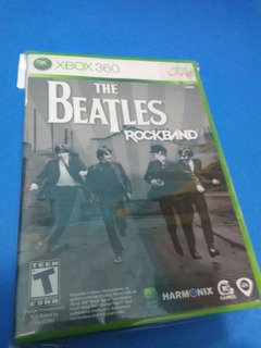 Xbox 360 Rock Band The Beatles