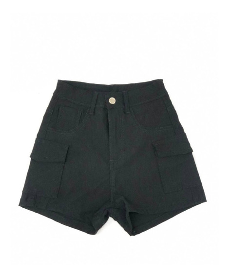 Shorts De Bengalina