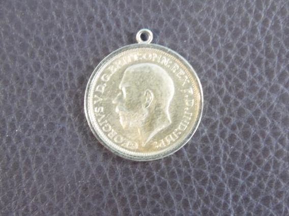 Moeda Ouro 22k - Sovereign - Georgivs V - 1919