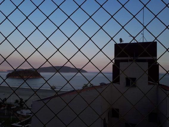 Apartamento Com 1 Dorm, Itararé, São Vicente - R$ 220 Mil, Cod: 806 - V806