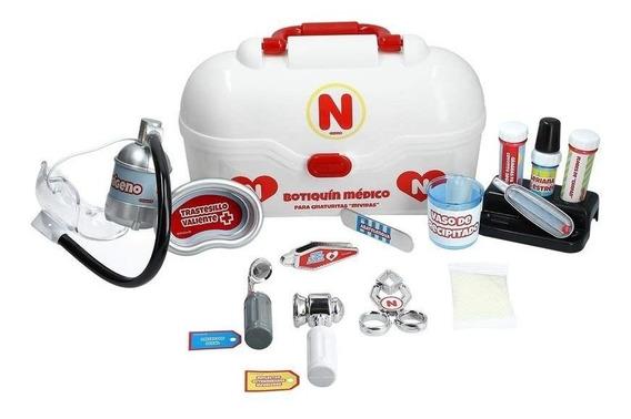 Neonate Nerlie Medical Doctor Kit - Mexico Ksi-merito