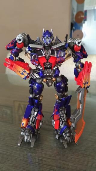 Transformers Optimus Prime Revoltech