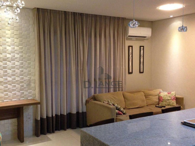 Apartamento Com 3 Dormitórios À Venda, 90 M² Por R$ 535.000 - Ortizes - Valinhos/sp - Ap17860