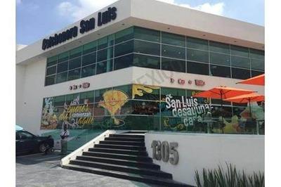 Oficina En Renta San Luis Potosi, Frente Plaza San Luis