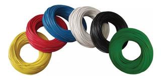 Cable Automotriz Plastico 100% Cobre Calibre 16 30 Mts Color