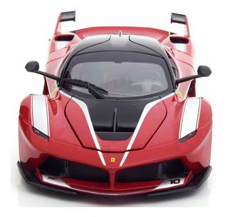 Auto Coleccion Ferrari Fxx K #10 / Escala 1:18 / A Pedido