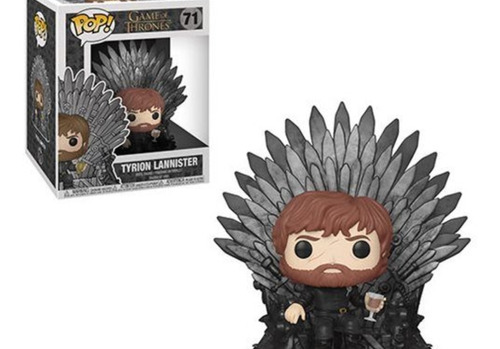 Funko Pop, Game Of Thrones, Tyrion Lannister #71