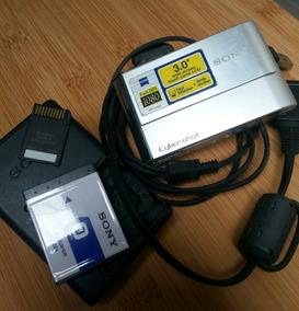 Câmera Digital Sony Dsc-t70