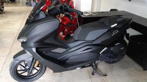 Auteco Mobility Victory Black 2021