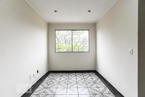 Apartamento No 1º Andar Com 2 Dormitórios E 1 Garagem - Id: 892956441 - 256441