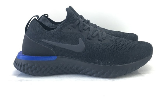 Tênis Corrida Epic React Flyknit Feminino All Black Original
