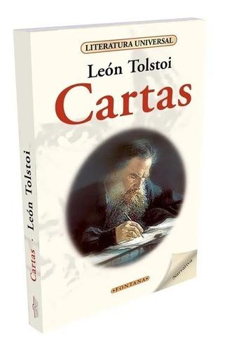 Cartas. Leon Tolstoi. Fontana