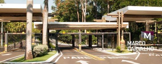 Terreno Residencial À Venda, Condomínio Garden Park, Marília. - Te0083