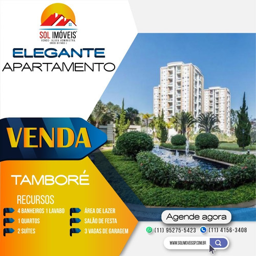 Apartamento No Residencial 3 À Venda - Santana De Parnaíba