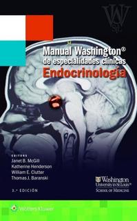 Manual Washington De Especialidades Clínicas Endocrinología