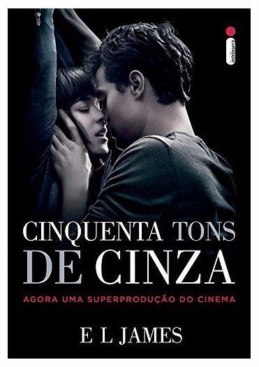 Cinquenta Tons De Cinza Livro E.l.james Novo Original Lacrad