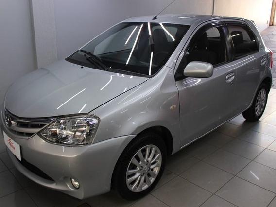 Toyota Etios Xls 1.5 16v Flex, Irh4777