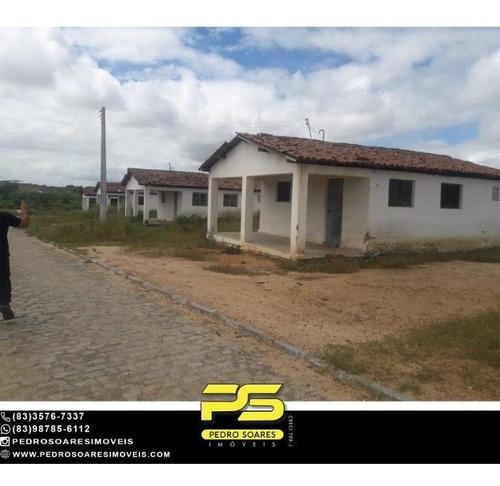 Fazenda Para Alugar, 6.300 M² Por R$ 2.000/mês - Taperoá - Taperoá/pb - Fa0239