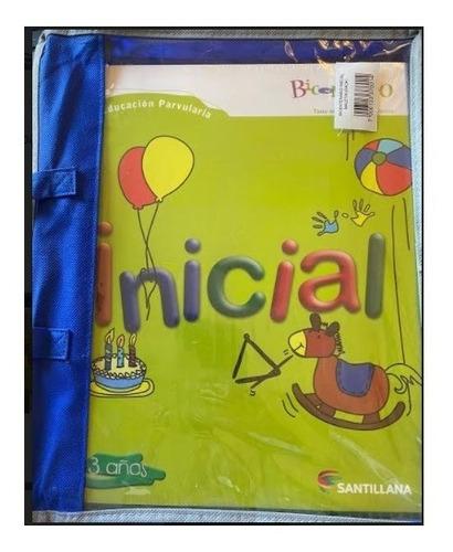 Pack Bicentenario Inicial (3 Años) Santillana