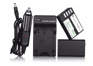 Cargador Y 2 Baterías Pentax D-li109 Kr, K-30, K-50, K-500,e