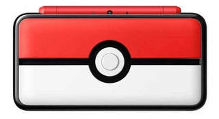 Nintendo 2ds Xl Poke Ball Con Sd Y 3 Videojuegos Digital