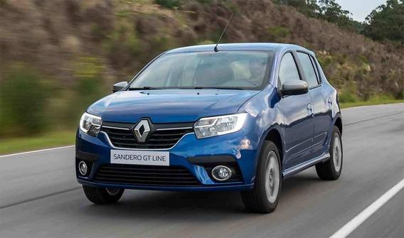 Renault Sandero Gt Line 0km 2020 Tasa 0% !! (jp)