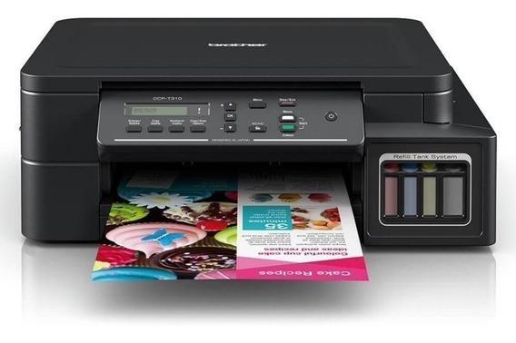 Impressora Multifuncional Tanque De Tinta Inktank Dcp-t310